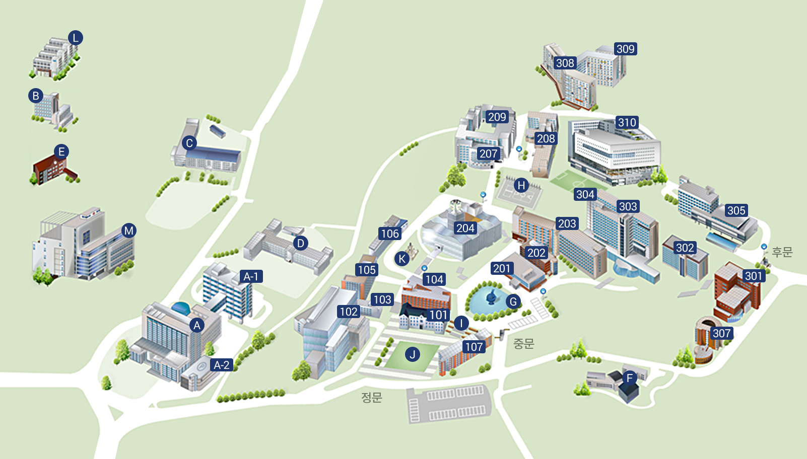 pfeiffer university campus map About Cau Maps And Directions Campus Map Chung Ang University pfeiffer university campus map